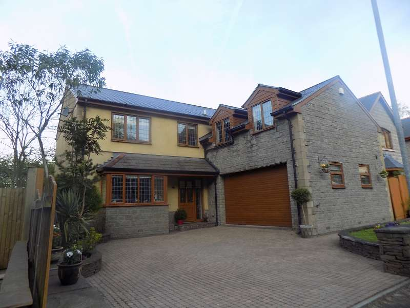 5 Bedrooms Detached House for sale in Tudor Grove, Margam, Port Talbot, Neath Port Talbot. SA13 2ST