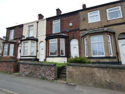 2 Bedrooms Terraced House for sale in Wash Lane, Bury, Manchester, Greater Manchester, BL9