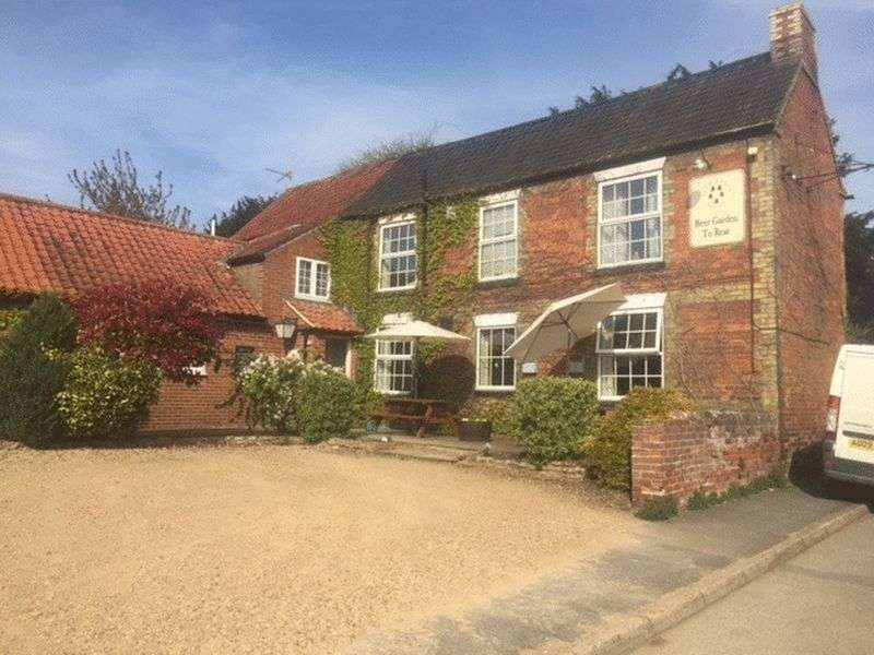 Property for sale in The Five Bells, Haconby Lane, Bourne, PE10