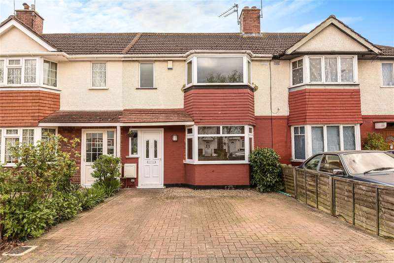 2 Bedrooms Terraced House for sale in Bedford Road, Ruislip Gardens, Middlesex, HA4
