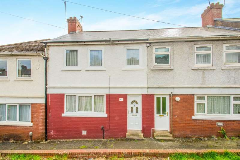3 Bedrooms Terraced House for sale in Andrew Road, Penarth