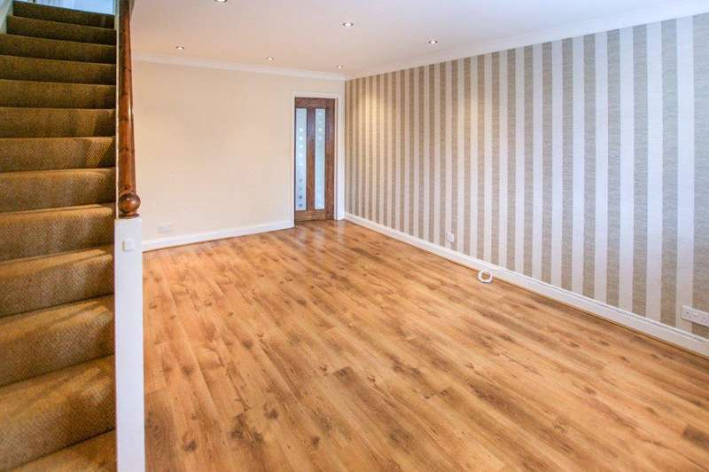 2 Bedrooms Semi Detached House for sale in Pennyroyal Close, St. Mellons, Cardiff