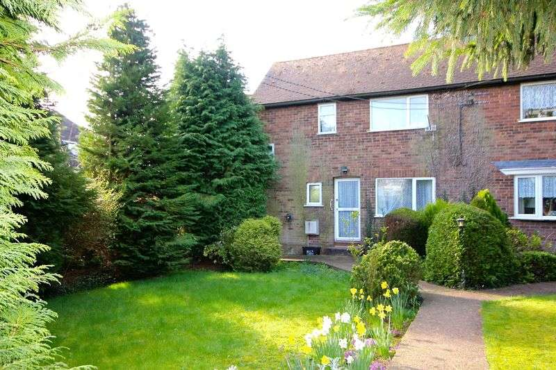 2 Bedrooms Semi Detached House for sale in Common Road, Kensworth