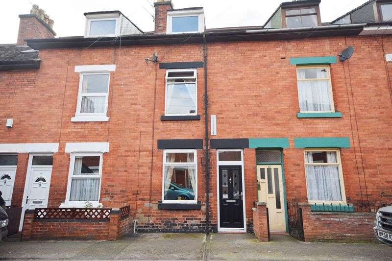 4 Bedrooms Terraced House for sale in Gladstone Street, Leek