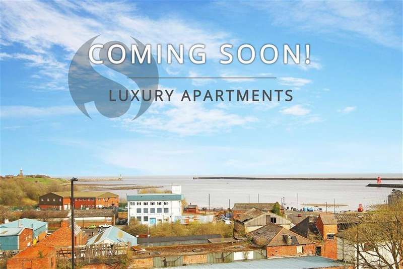 2 Bedrooms Flat for sale in East Percy Street, North Shields, Tyne And Wear