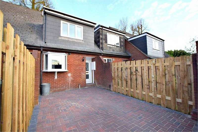 2 Bedrooms Terraced House for sale in Long Elms Close, ABBOTS LANGLEY, Hertfordshire