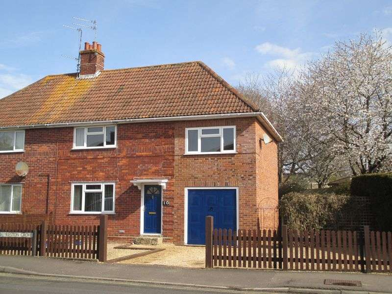 4 Bedrooms Semi Detached House for sale in Preston Grove, Yeovil