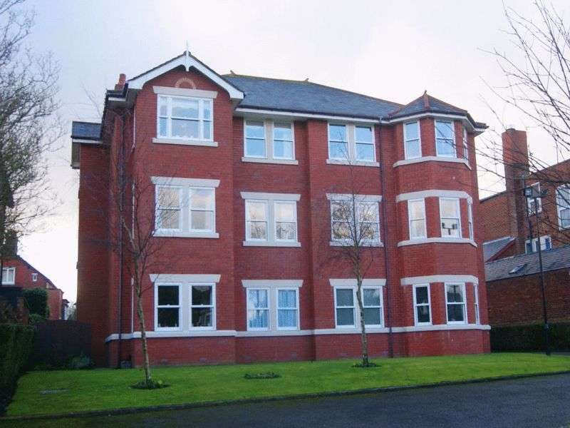 2 Bedrooms Flat for sale in Oxford Road, Southport