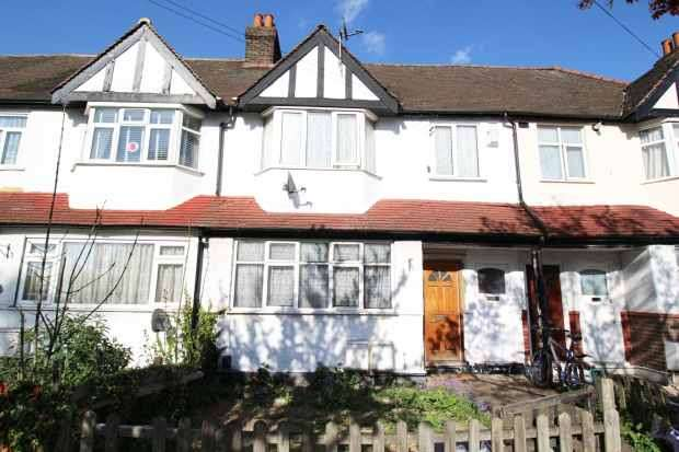 2 Bedrooms Apartment Flat for sale in Eastfields Road, Mitcham, Surrey, CR4 2LS