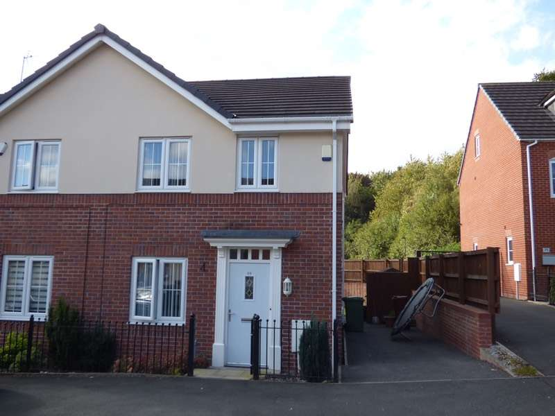 3 Bedrooms Semi Detached House for sale in Brandforth Road, Manchester, Greater Manchester, M8