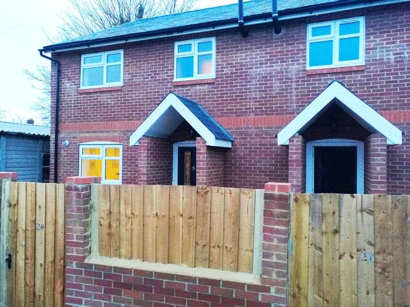 3 Bedrooms Semi Detached House for sale in New Home California, Aylesbury