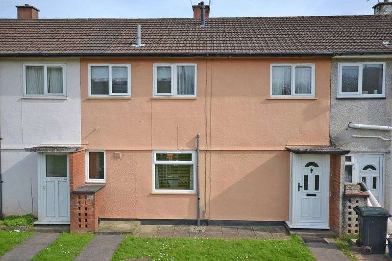 3 Bedrooms Terraced House for sale in Attractively Improved House, Brynglas Drive, Newport