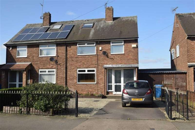 3 Bedrooms Semi Detached House for sale in Rosmead Street, Hull, East Yorkshire, HU9
