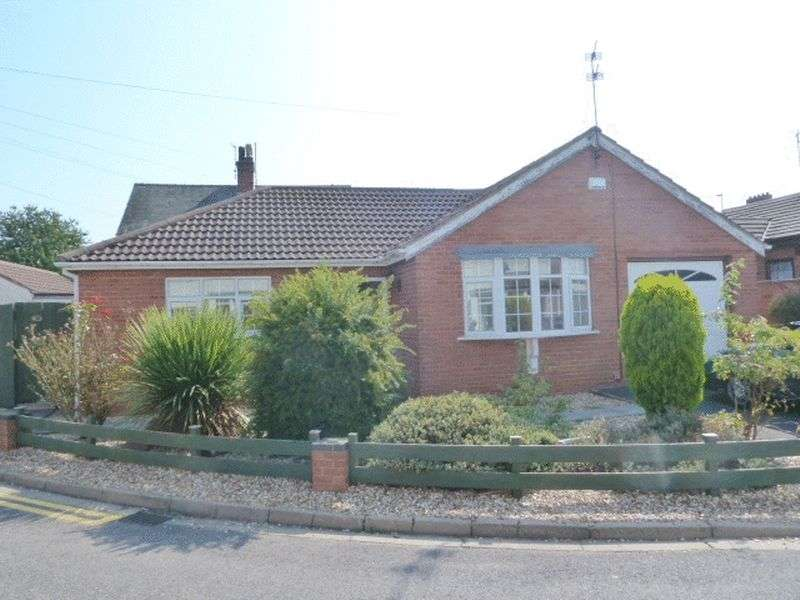 2 Bedrooms Detached Bungalow for sale in Rose Grove, Skegness