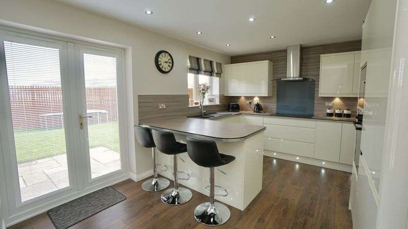 4 Bedrooms Detached House for sale in FOREST GATE Palmersville