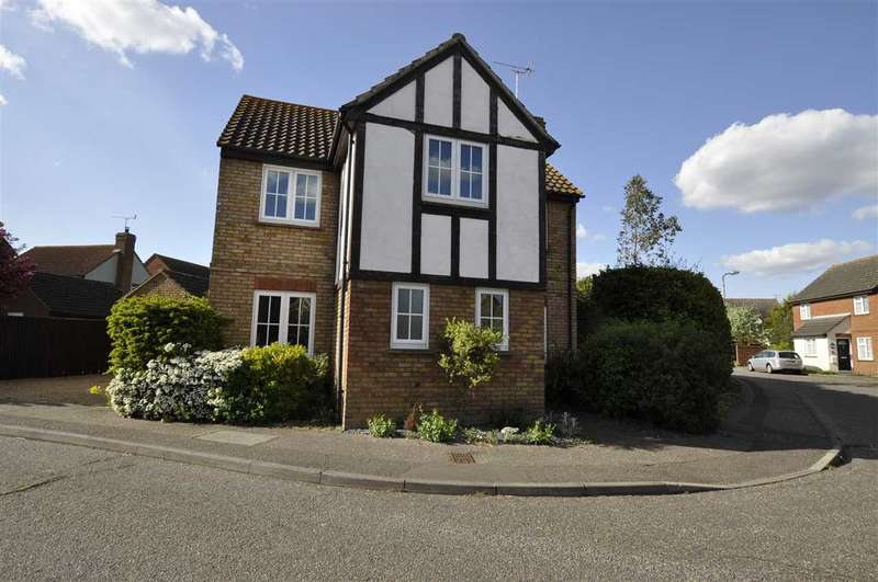 4 Bedrooms Detached House for sale in Palmers Croft, Chelmer Village