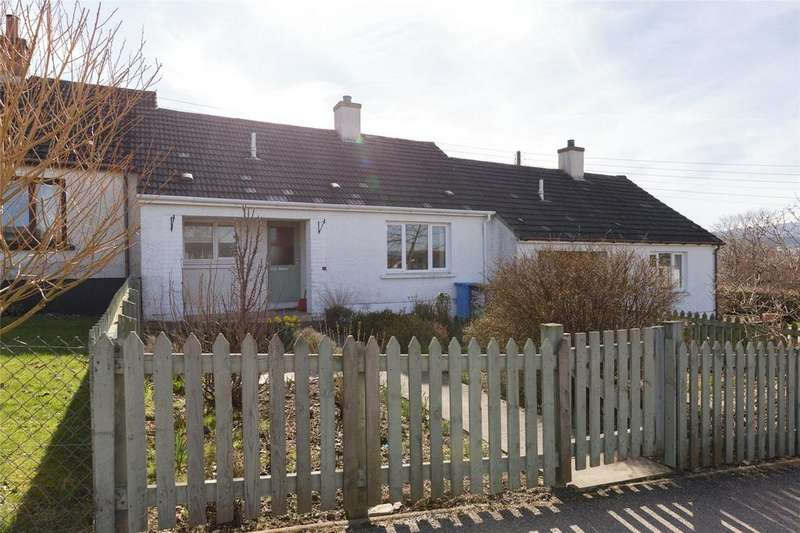 1 Bedroom Semi Detached House for sale in 3 Migdale Road, Bonar Bridge, Ardgay, Highland, IV24