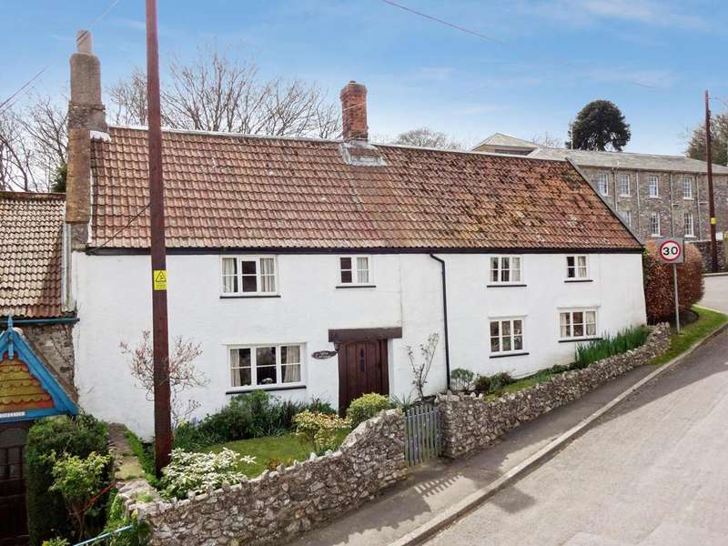 4 Bedrooms Semi Detached House for sale in Vicarage Hill, Combe St. Nicholas