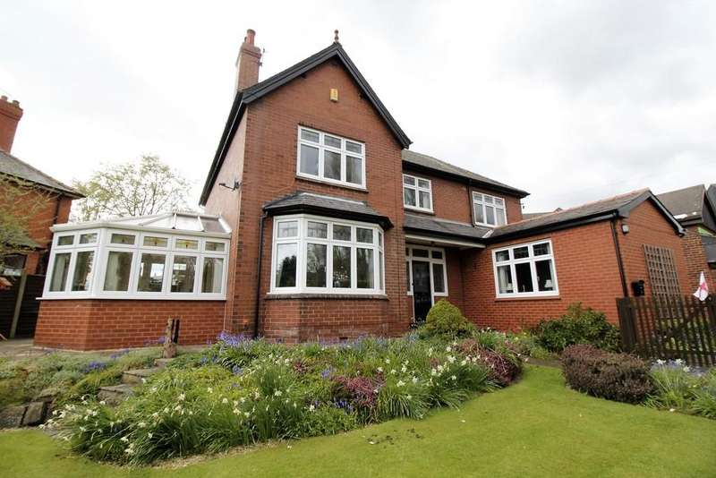 4 Bedrooms Detached House for sale in Hardwick Road, Pontefract