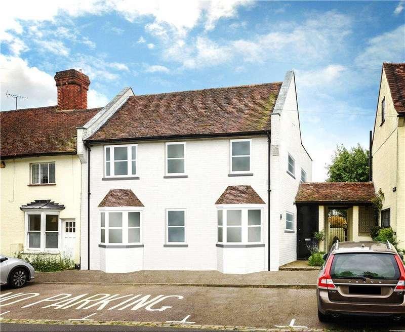 3 Bedrooms Detached House for sale in Windhill, Bishop's Stortford, Hertfordshire, CM23