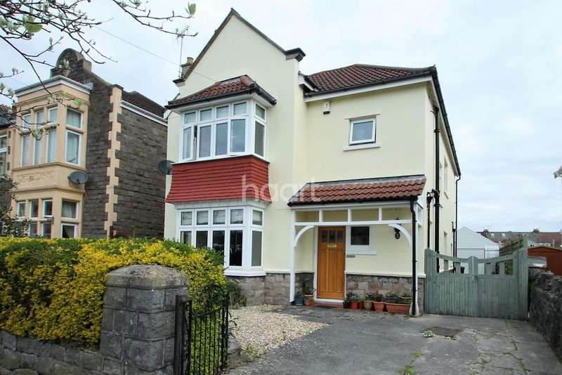 4 Bedrooms Detached House for sale in Nithsdale Road, Weston-super-Mare