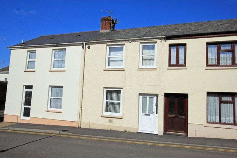 2 Bedrooms Terraced House for sale in Orchard Street, Carmarthen