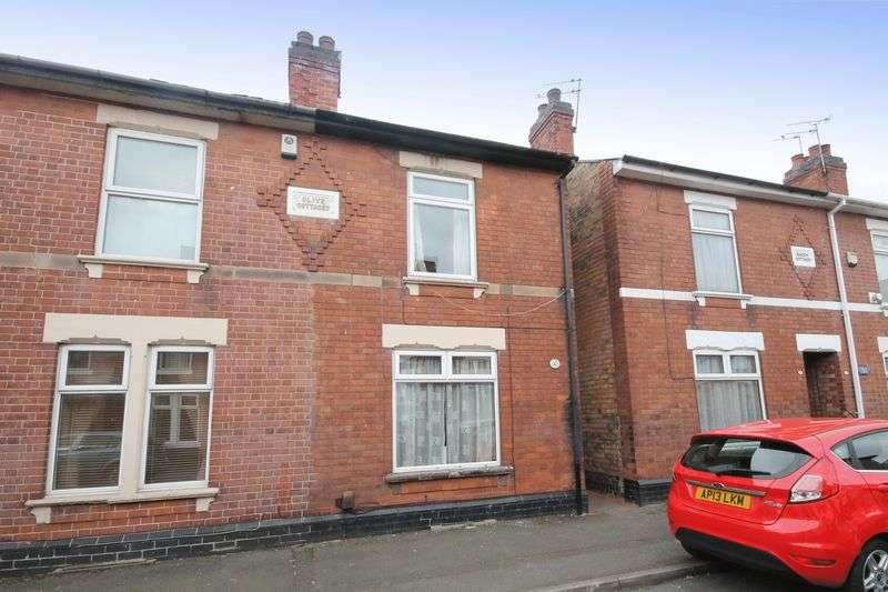 3 Bedrooms Semi Detached House for sale in Beatty Street, Derby