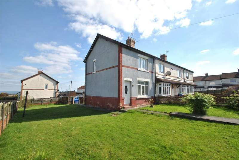 2 Bedrooms End Of Terrace House for sale in Colling Avenue, Seaham, Co Durham, SR7
