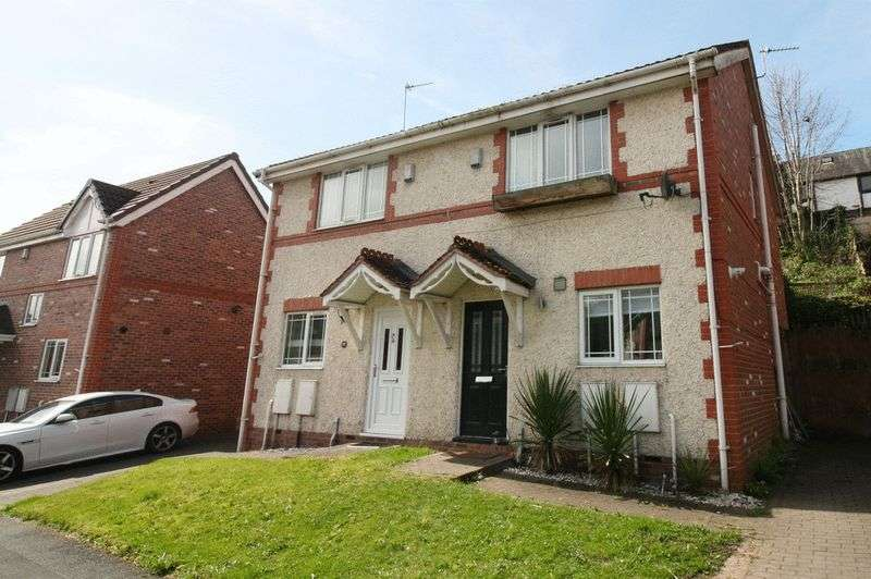 2 Bedrooms Semi Detached House for sale in Border Brook Lane, Boothstown Worsley Manchester