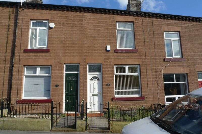 2 Bedrooms Terraced House for sale in Olaf Street, Tonge Moor, Bolton
