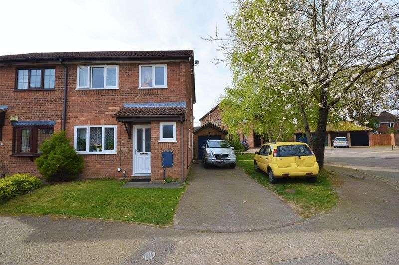 3 Bedrooms Semi Detached House for sale in Nutwood Close, Taverham