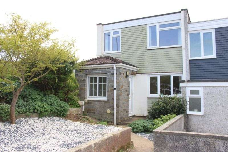 3 Bedrooms Terraced House for sale in Hurrell Close, Southway, Plymouth