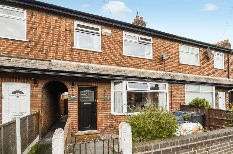 3 Bedrooms Terraced House for sale in 132 Thelwall Lane, Warrington, WA4 1LU