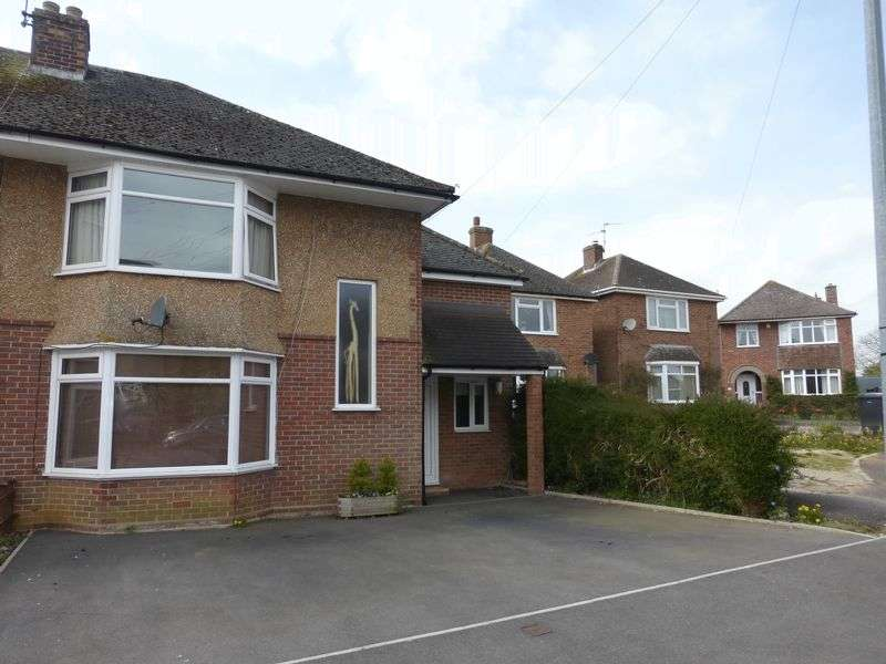 3 Bedrooms Semi Detached House for sale in Chilton Grove, Yeovil