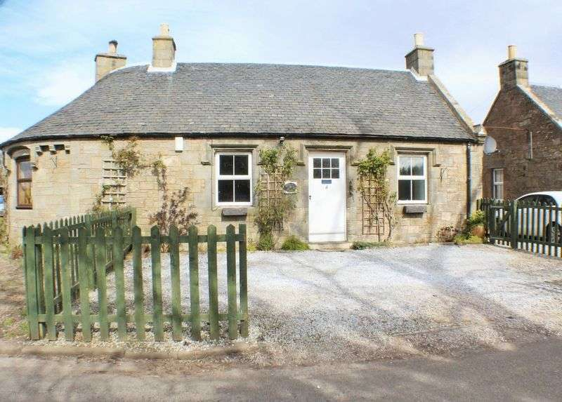 2 Bedrooms Cottage House for sale in Blueberry Cottage, 4 Easter Cash Cottages, Strathmiglo KY14 7RJ