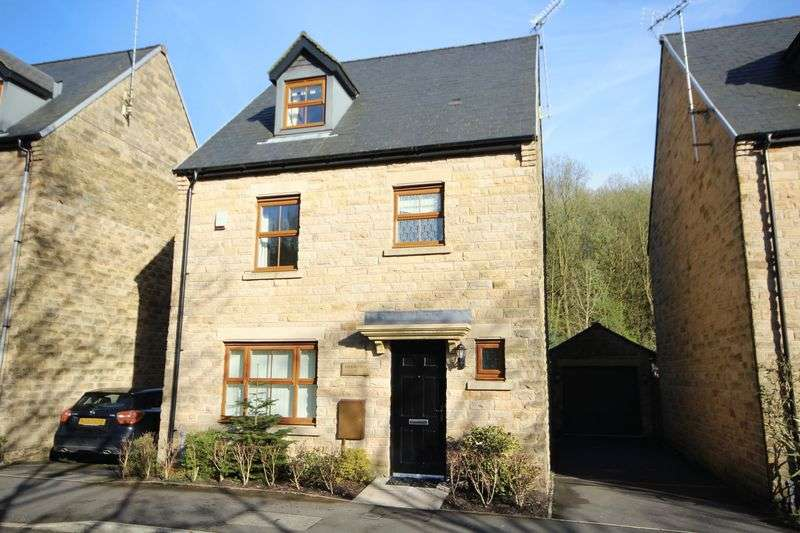 4 Bedrooms Detached House for sale in BLACKPITS ROAD, Norden, Rochdale OL11 5NG