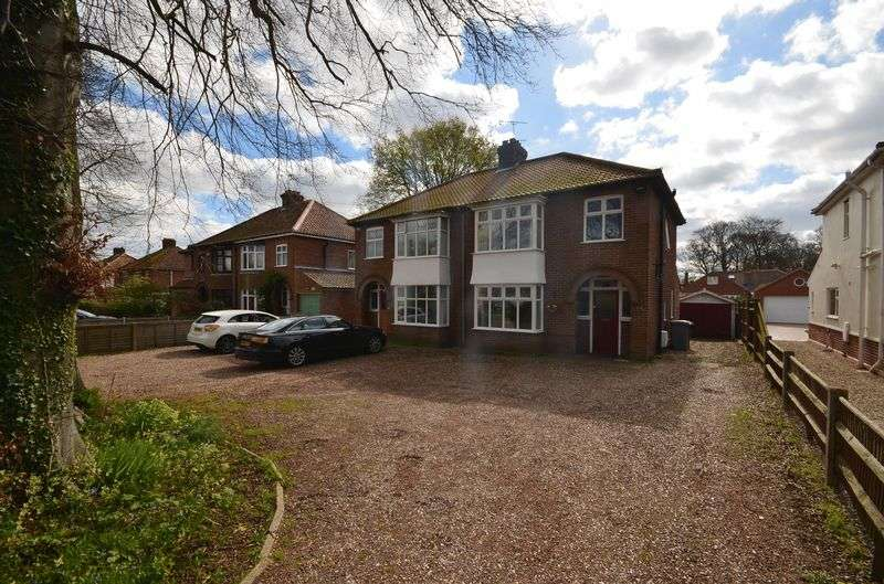 3 Bedrooms Semi Detached House for sale in Thorpe St Andrew, Norwich