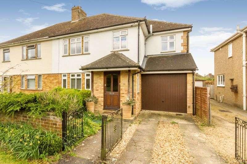 4 Bedrooms Semi Detached House for sale in Witney Road, Eynsham