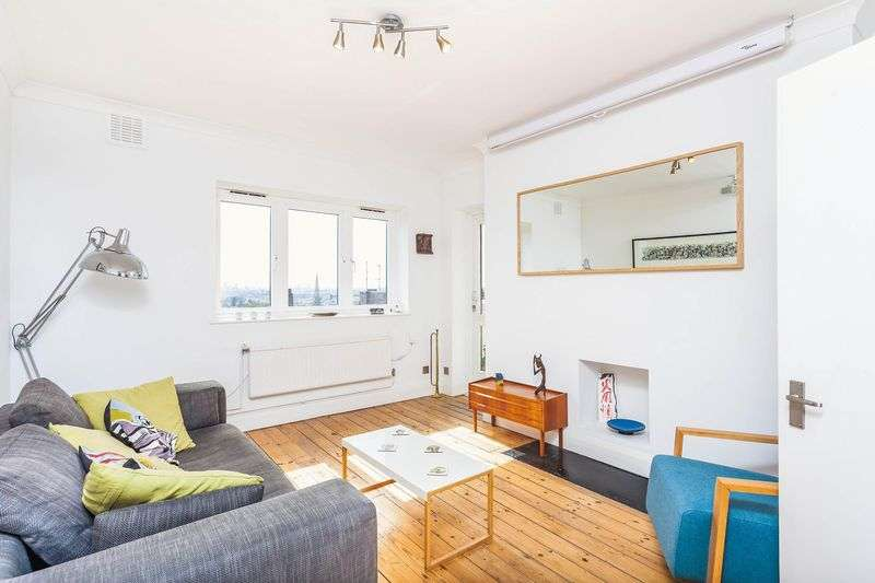 2 Bedrooms Flat for sale in Hillrise Mansions, Warltersville Road, N19