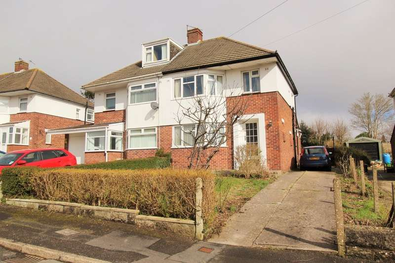 3 Bedrooms Semi Detached House for sale in Crossfield Road, Barry, Glamorgan, CF62