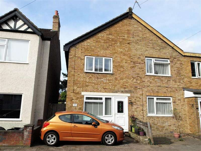 3 Bedrooms Semi Detached House for sale in Meadow Road, BROMLEY