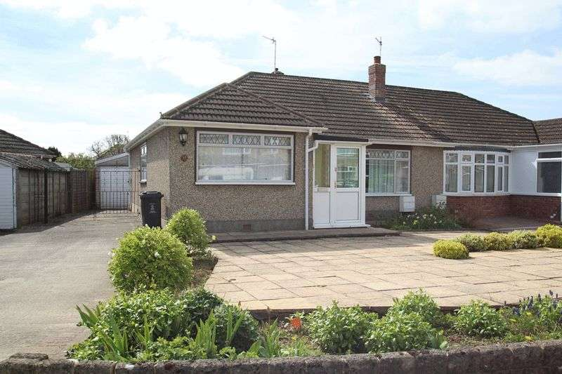 3 Bedrooms Semi Detached Bungalow for sale in Highclere Avenue, Swindon