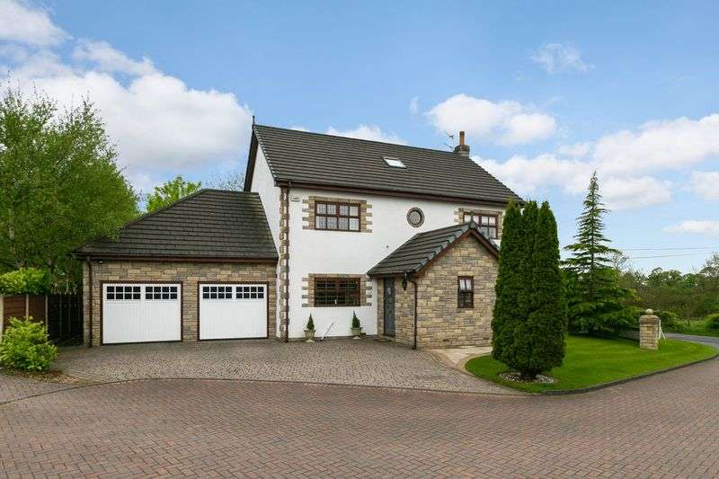 5 Bedrooms Detached House for sale in Stocks Court, Heskin, PR7 5JN