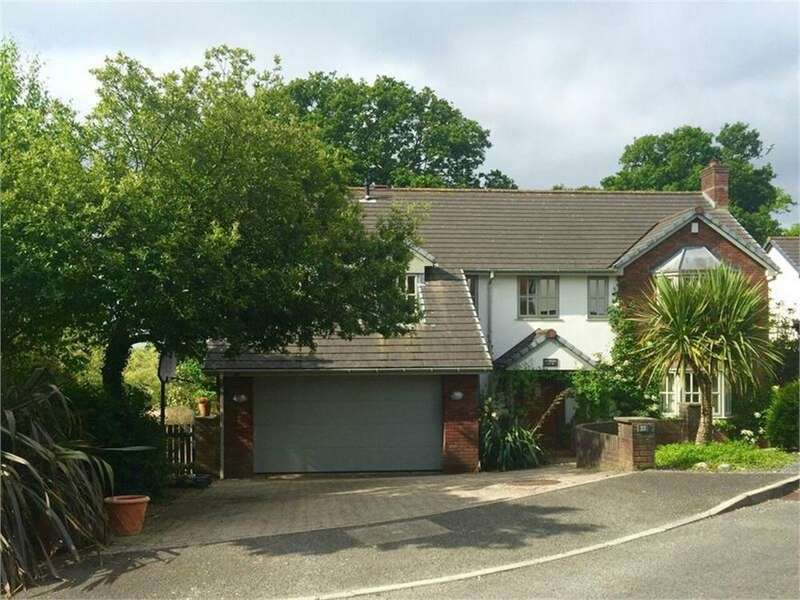 5 Bedrooms Detached House for sale in Knoll Park, TRURO, Cornwall