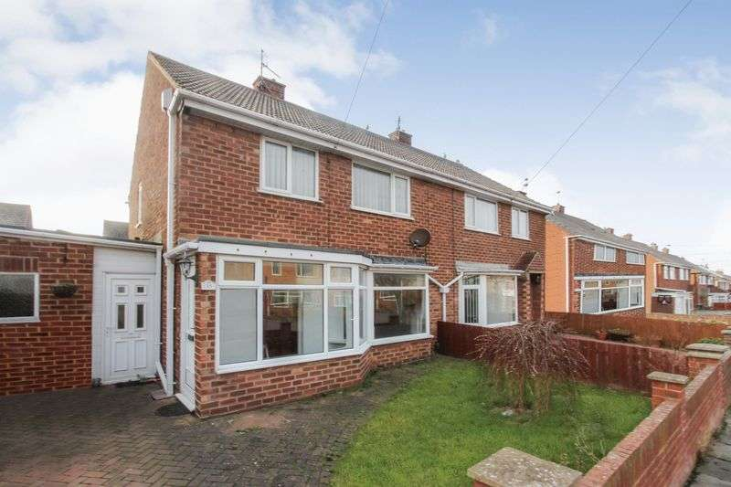 3 Bedrooms Semi Detached House for sale in Bydales Drive, Redcar