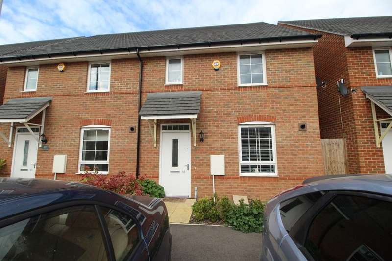 3 Bedrooms Semi Detached House for sale in Malt Kiln Place, Dartford, DA2