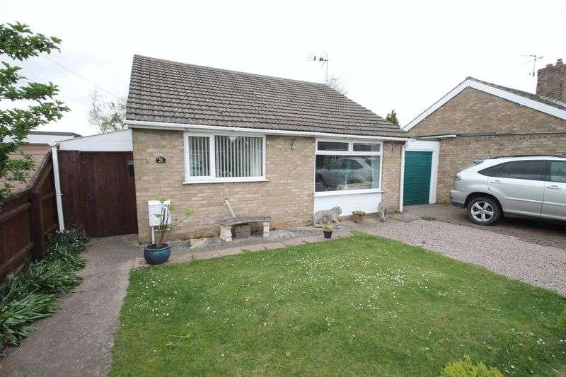 2 Bedrooms Semi Detached Bungalow for sale in Pilgrims Way, Spalding