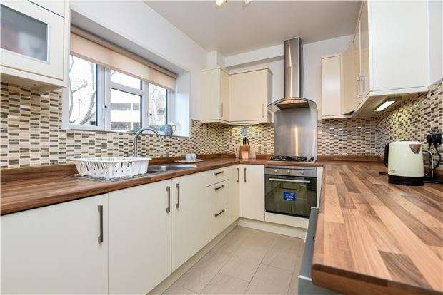 2 Bedrooms Flat for sale in Ivanhoe House, Rinaldo Road