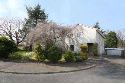 4 Bedrooms Detached House for sale in Dunstaffnage Place, Glenrothes