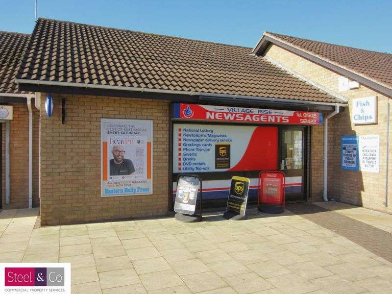 Property for sale in Weston Road, Lowestoft